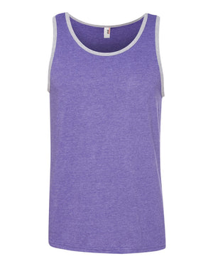 Anvil - Lightweight Fashion Tank - Silkscreen - 986