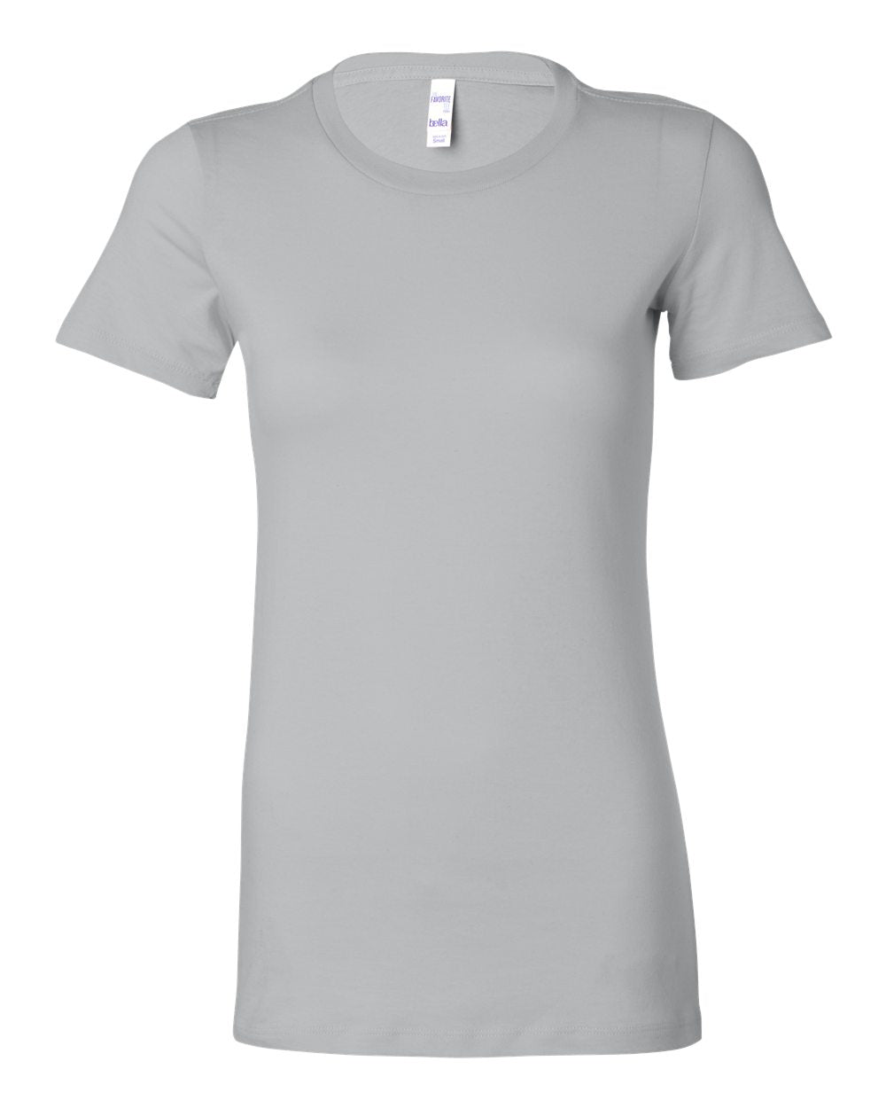 Bella + Canvas - Women's The Favorite Tee - Full Color - 6004