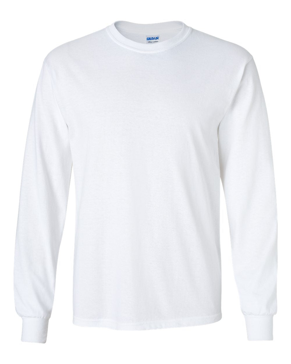 Gildan - Ultra Cotton Long Sleeve T-Shirt - 2400