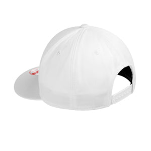 NE400 New Era® - Flat Bill Snapback Cap