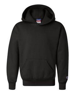 Champion - Double Dry Eco® Youth Hooded Sweatshirt - S790