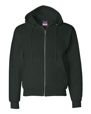 Champion - Double Dry Eco® Full-Zip Hooded Sweatshirt - S800