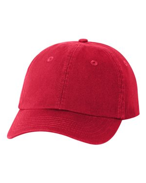 Valucap - Small Fit Bio-Washed Dad's Cap - VC300Y