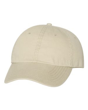 Valucap - Bio-Washed Chino Twill Cap - VC350
