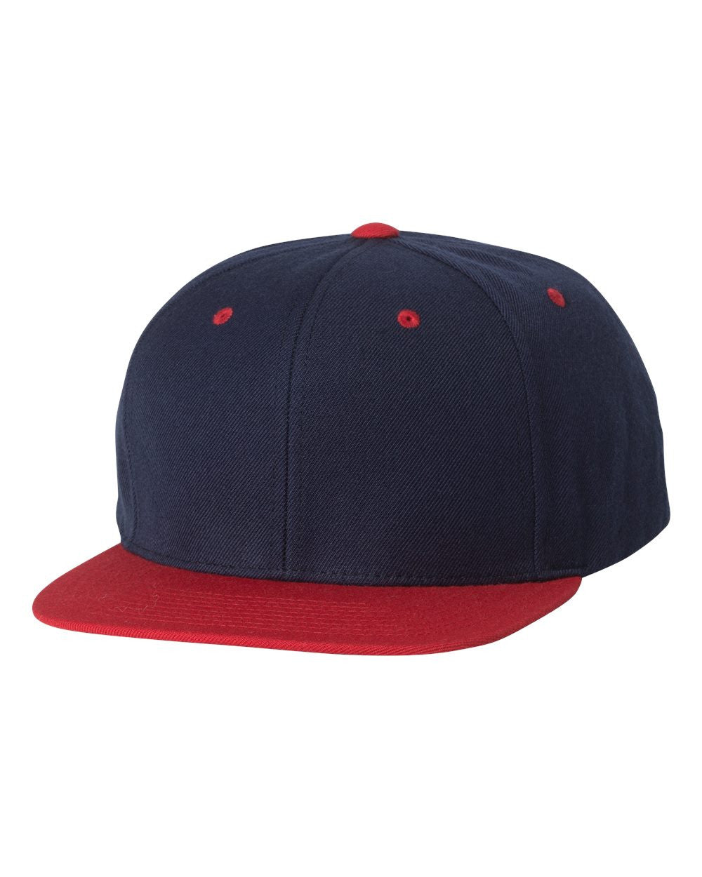 12 Custom Embroidered Snap Backs (Yupoong 6089M Snapbacks)
