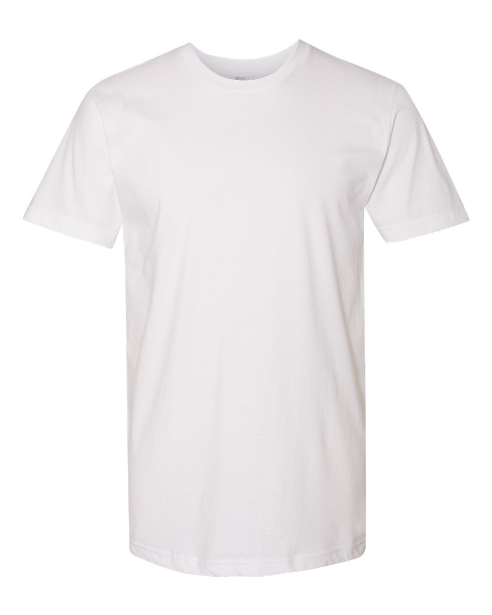 American Apparel - Poly- Cotton Short Sleeve Crew - Silkscreen - BB401