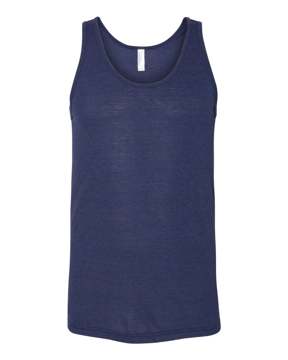 Quote American Apparel - Unisex Tri-blend Tank - Silkscreen - TR408
