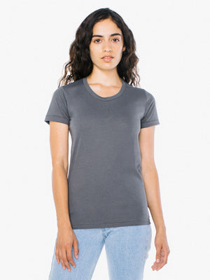 American Apparel - Poly-Cotton Short Sleeve Tee - Silkscreen - BB301