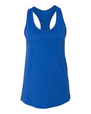 Bella + Canvas - Women's Jersey Racerback Tank - Silkscreen - 6008