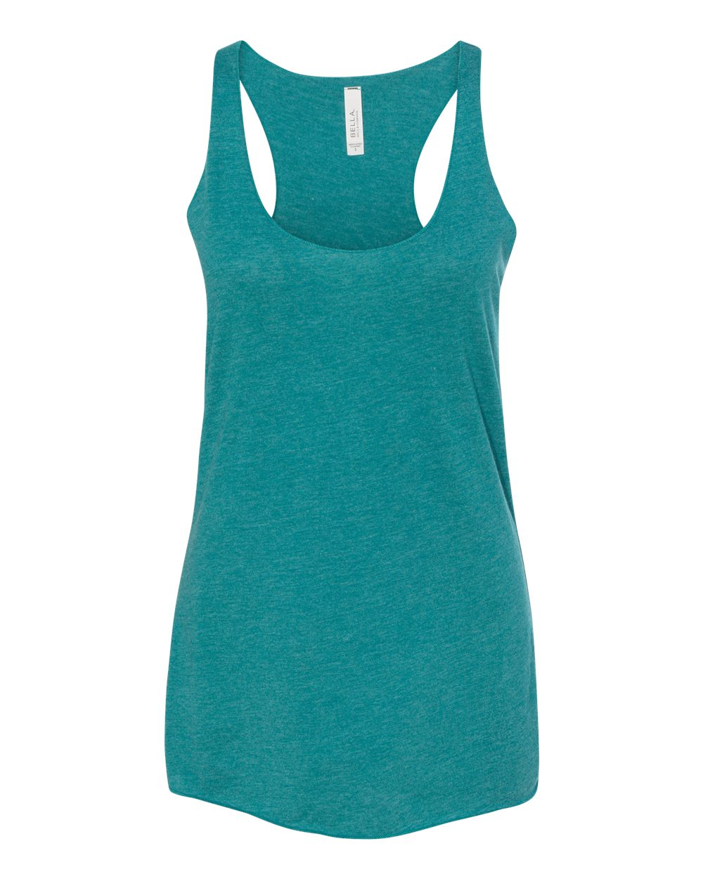 Bella + Canvas - Ladies' Triblend Racerback Tank - Silkscreen - 8430
