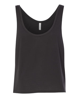 Bella + Canvas - Ladies' Flowy Boxy Tank - Silkscreen - 8880