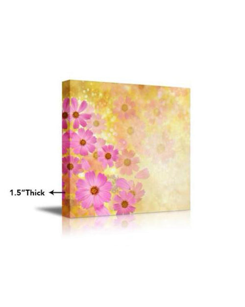 "Canvas Gallery Wrap 1.5"" Thick"