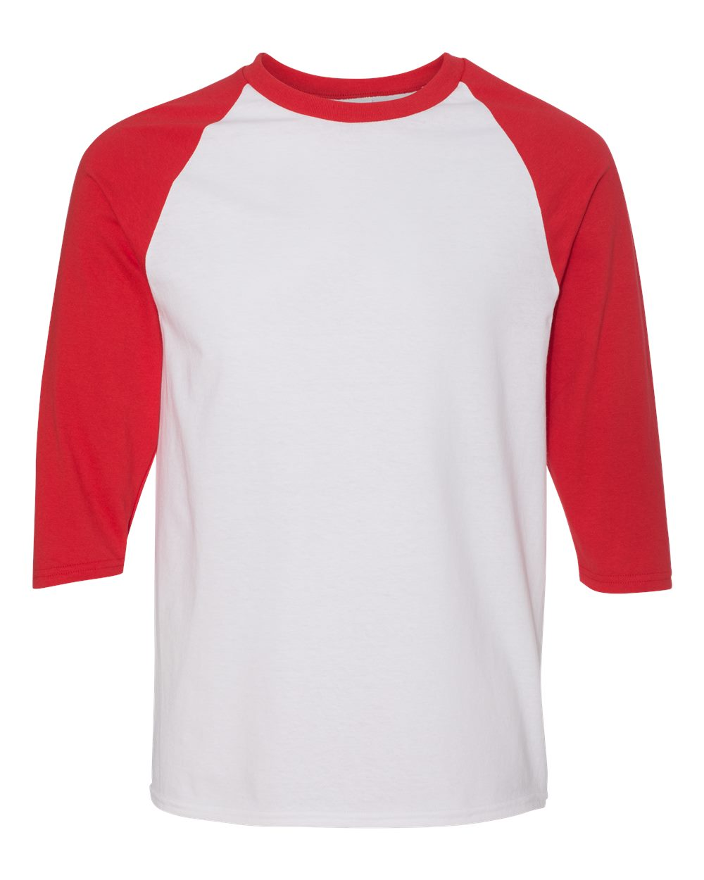 Gildan - Heavy Cotton Three Quarter Raglan Sleeve - Silkscreen - 5700