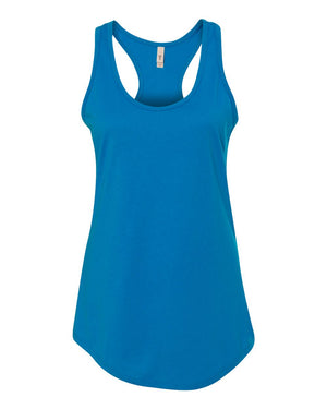 Next Level - Women's Ideal Racerback - Silkscreen - 1533