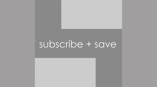 Subscribe and Save Text Post | HydroSkinCare