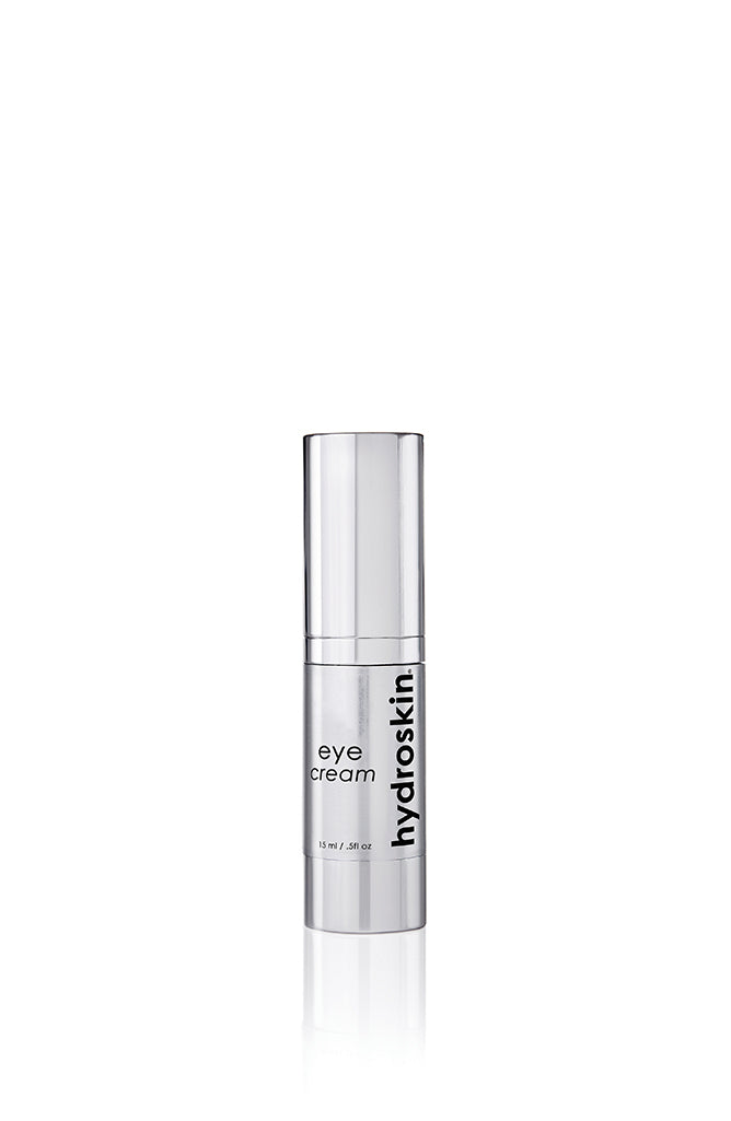 Eye Cream for sensitive skin, rich, hydrating, Hyaluronic Acid, Vitamin A, Manuka Honey, Niacinamide, 15ml, HydroSkinCare