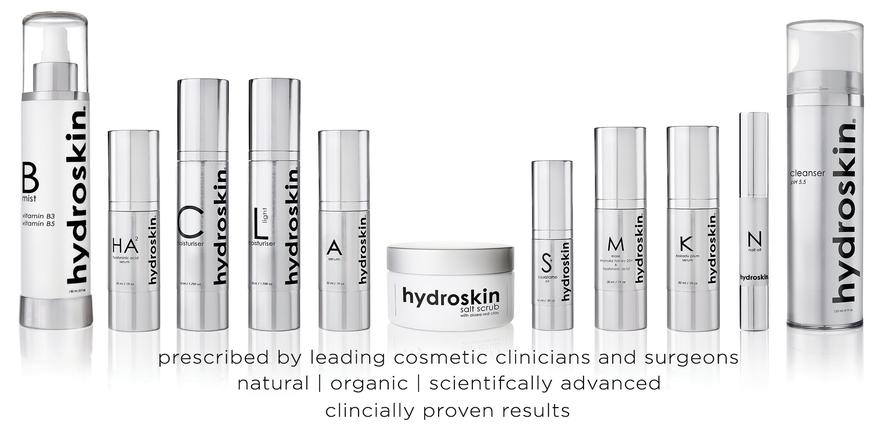 HydroSkinCare_The_Range