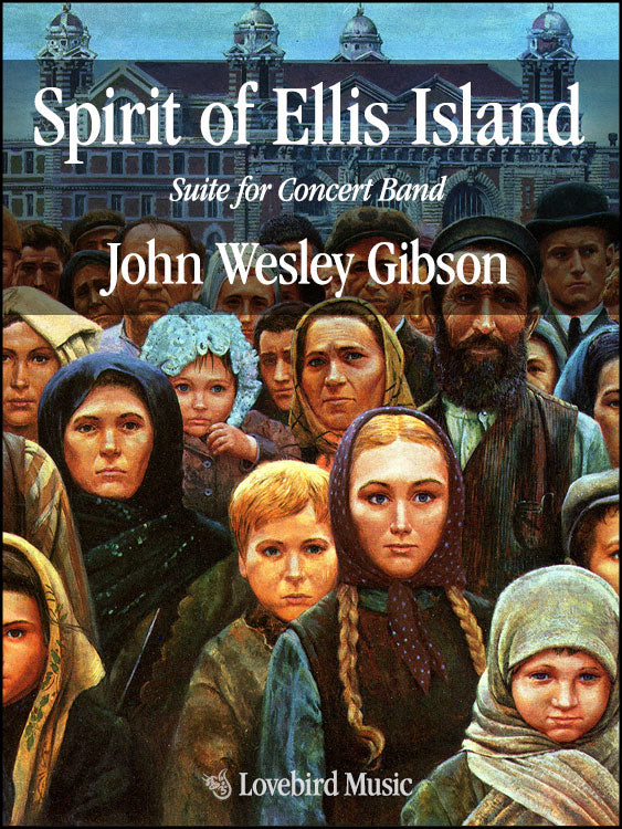 Spirit of Ellis Island