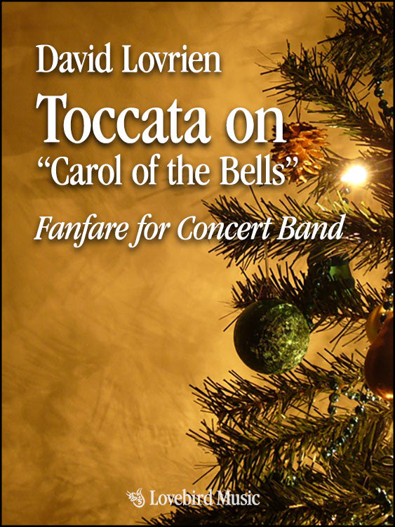 "Toccata on ""Carol of the Bells"""