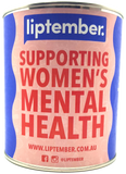 Liptember Donation Tin