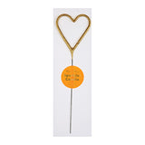 Heart Wonder Candle (Gold)