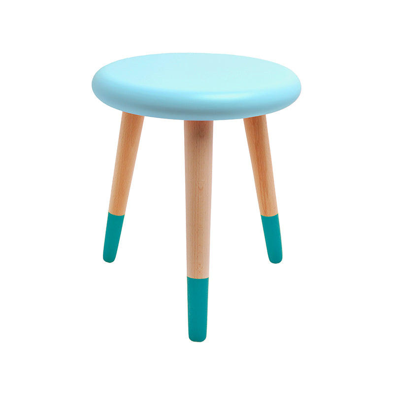 Alice Stool - Winter Blue/Petrol Blue