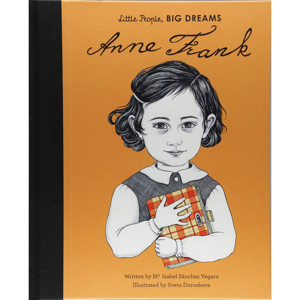 Anne Frank (Little People; Big Dreams)