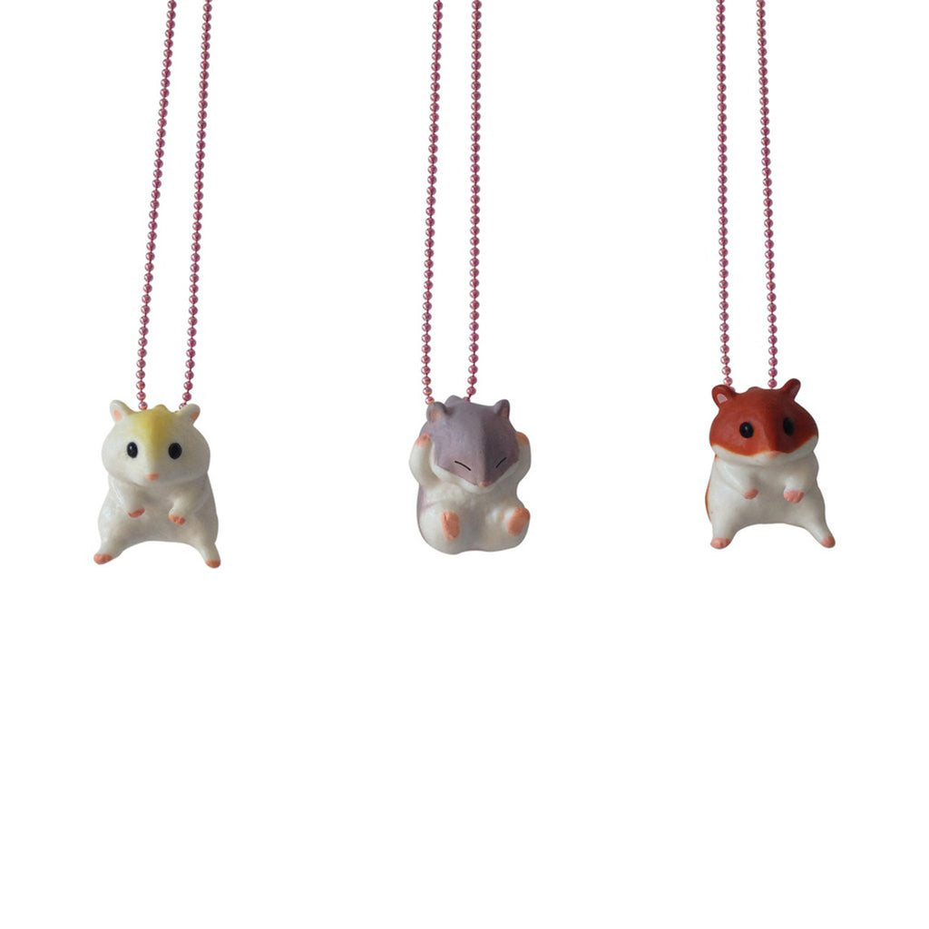 Baby Hamster Necklace