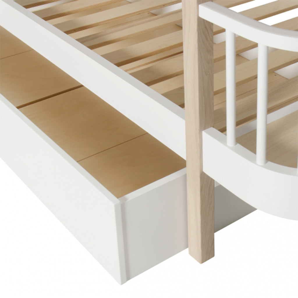 Oliver - Wood Collection Bed Drawer