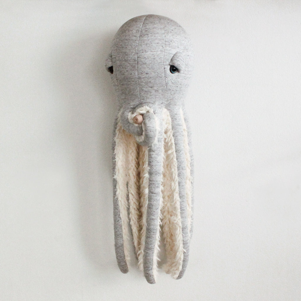 Big Grandpa Octopus