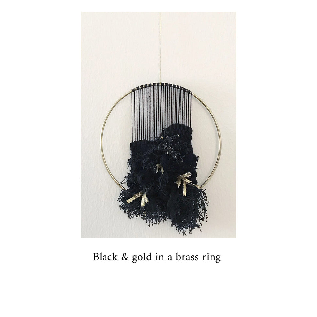 Weave in Ring
