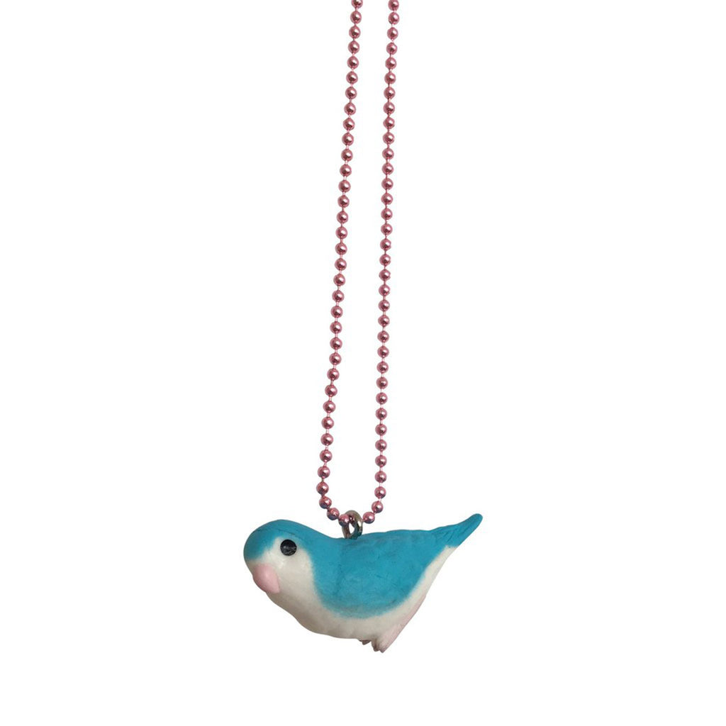 Parakeet Ver. 3 Necklace