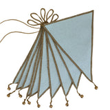 Bunting Garland - Sweet Blue
