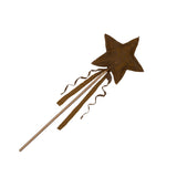 Carolina Star Wand - Gold Lace