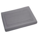 Changing Pad Cover Fitted - Stone Grey