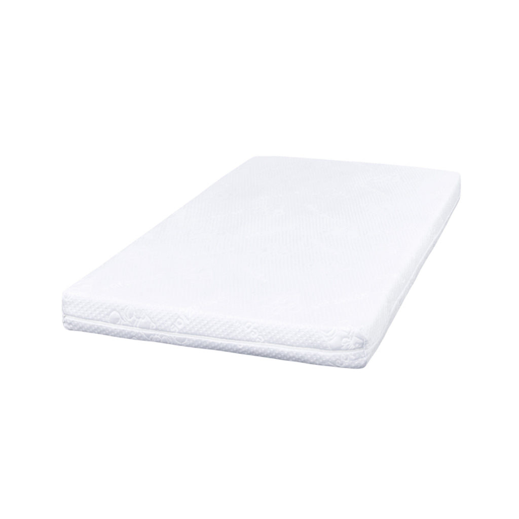 Oliver - Cot Latex Mattress + Bamboo Zipped Cover