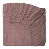 Fitted Sheet - Dusty Pink