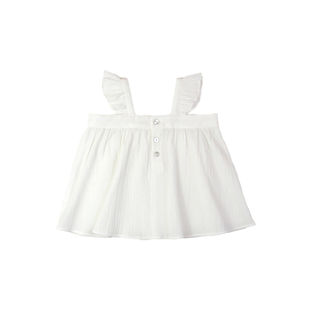 Gaia Top - White