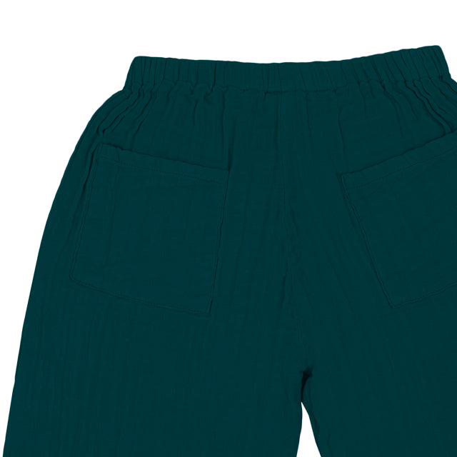 Joe Pants - Teal Blue