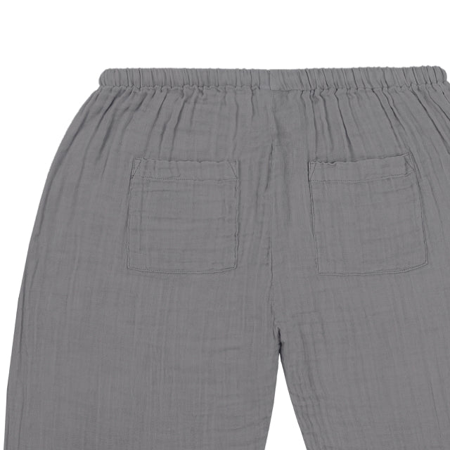 Joe Mum Pants - Stone Grey