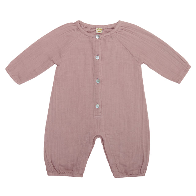 Leni Jumpsuit - Dusty Pink