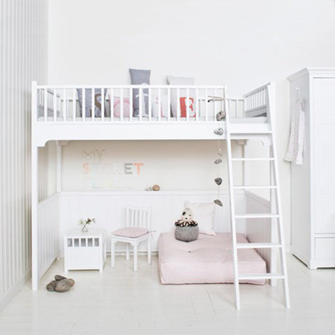 Babou Shelf (Single) - Grey