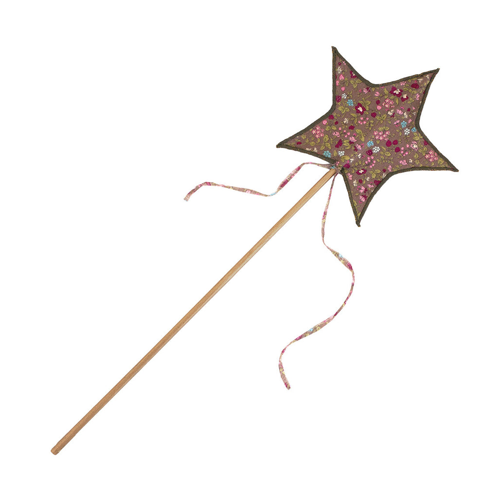 Lovely Star Wand Taupe Fall Flowers