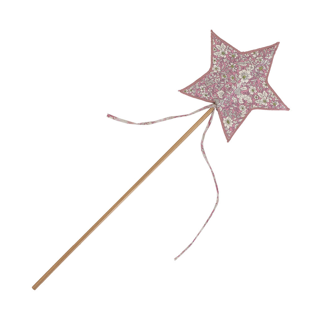 Lovely Star Wand Josephine Dusty Pink Flowers