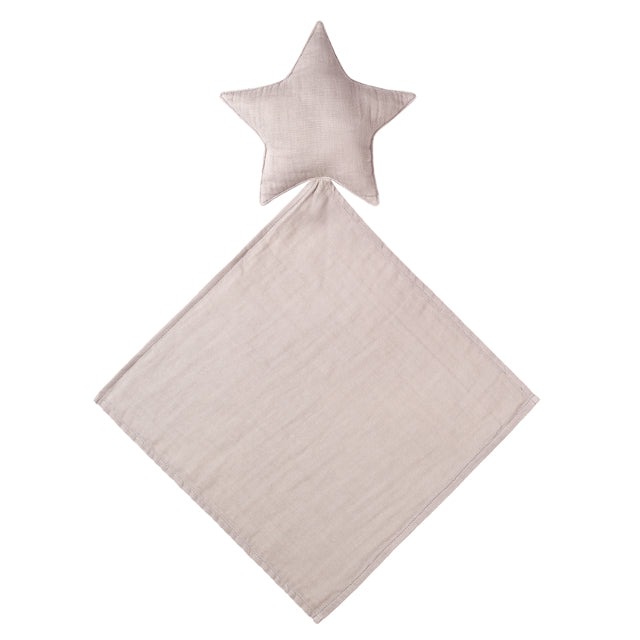 Lovey Star Doudou - Powder