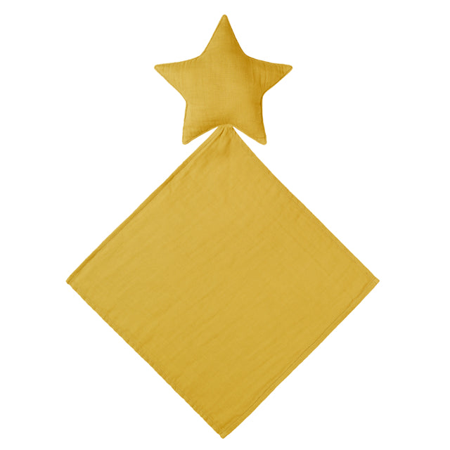 Lovey Star Doudou - Sunflower Yellow