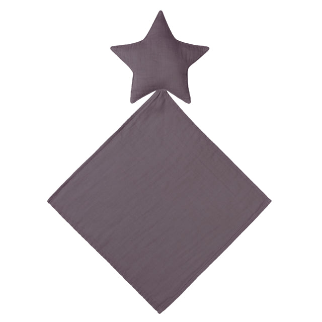 Lovey Star Doudou - Dusty Lilac