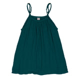 Mia Dress Teal Blue