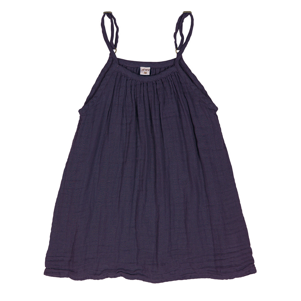 Mia Dress Sweet Aubergine