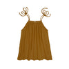 Mia Mum Short Dress - Gold